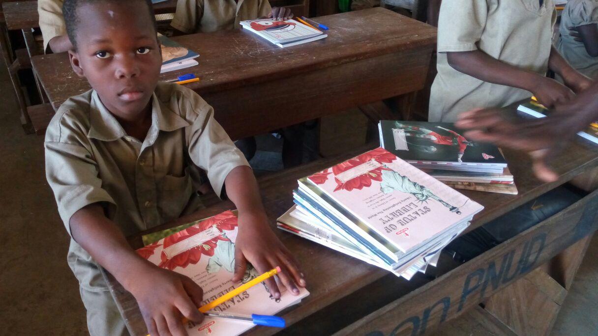 Un avenir meilleur commence par une scolarité épanouie